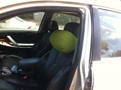 כרית תמיכה למושב הנהג - קלגו